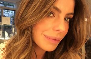 Daniella Cicarelli nega botox nos lábios: 'Minha filha tem a boca igual'