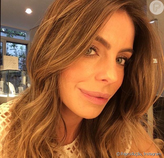 Daniella Cicarelli nega que tenha colocado botox nos lábios em entrevista à revista 'Veja Rio'