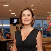 Adriana Esteves comenta desaparecimento do irmão de Marco Ricca: 'Sofrendo'