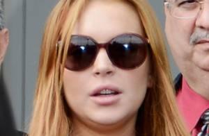 Lindsay Lohan quer vir ao Brasil antes de seguir para clínica de reabilitação