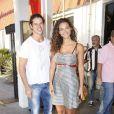 José Loreto e Débora Nascimento se conheceram durante as gravações de 'Avenida Brasil'.