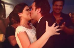 Vanessa Giácomo mostra detalhes de seu casamento: 'Felicidade sem fim'