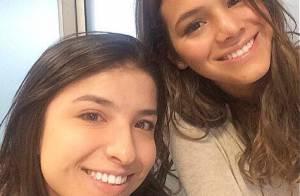 Bruna Marquezine desembarca em Santa Catarina para passar a virada do ano