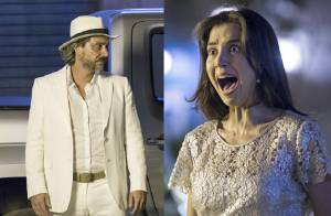'Império': Cora se assusta ao ver José Alfredo de branco no Réveillon. Fotos!