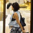 Juliana Knust está grávida do seu segundo filho com o empresário Gustavo Machado