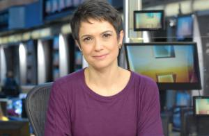Sandra Annenberg revela que enfrentou machismo na Globo: 'Criei uma saia justa'