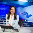 Patricia Poeta deixou o 'Jornal Nacional' em 2014