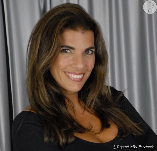 Luciana Coutinho, de 47 anos, está grávida pela primeira vez: 'Foram sete anos de tratamentos que não tiveram sucesso'