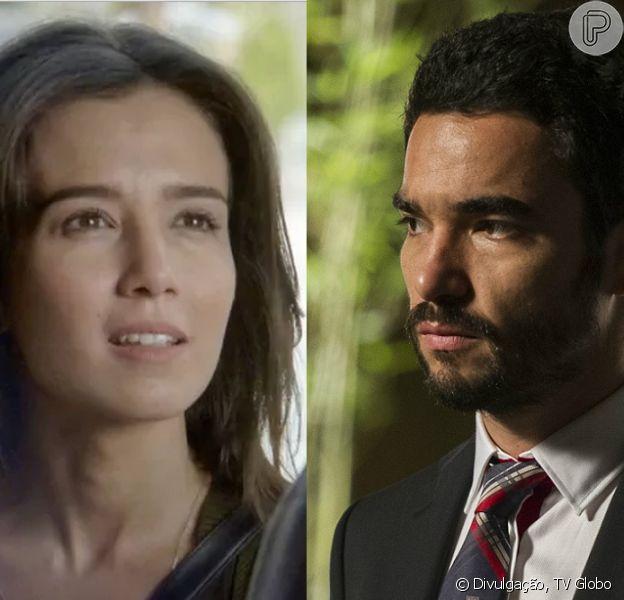 'Império': Cora se apaixona por José Pedro após beijo e tenta tirá-lo da prisão