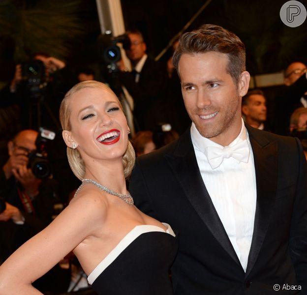 Ryan Reynolds e Blake Lively já são papais! Filho do casal nasceu em dezembro do ano passado, mas a notícia só foi divulgada nesta terça-feira, 5 de janeiro de 2015