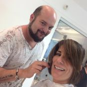 Gloria Pires retoca corte de cabelo para Beatriz, personagem de 'Babilônia'
