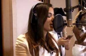 Anitta começa a escolher músicas para novo CD e fãs comemoram: 'Ansiedade a mil'