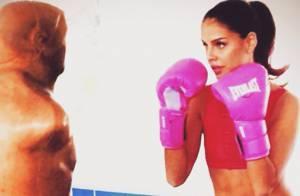 Paloma Bernardi recorre ao boxe e exercícios aeróbicos para o Carnaval 2015