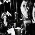 Isabeli Fontana posa de lingerie para editorial de moda