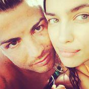 Fãs atacam Irina Shayk por ausência em premiação que consagrou Cristiano Ronaldo