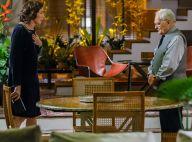 'Império': Maria Marta expulsa Silviano da mansão. 'O mordomo é sempre culpado'