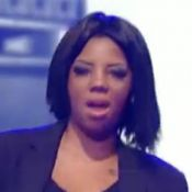 Ludmilla incorpora Rihanna e está na final de quadro do 'Caldeirão do Huck'