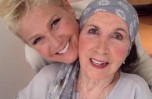 Xuxa pede orações no aniversário da mãe, Alda: 'Não anda e fala muito pouco'