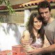 Carolina (Bianca Bin) alimentou um affair com Ulisses (Eriberto Leão) para usá-lo em seus planos