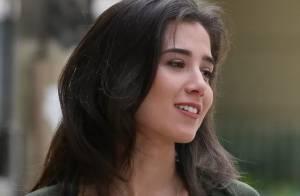 Na novela 'Império', Cora conta segredo que a rejuvenesceu: 'Xixi de jacaré'