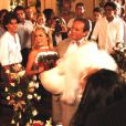 Em 'Senhora do Destino', Danielle era a ninfa-bebê de Giovanni Improtta (José Wilker). No final da trama, no entanto, a lolita acabou ficando com Venâncio (André Gonçalves)