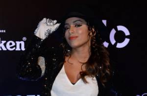 Anitta vai ao Baile da Vogue fantasiada de Michael Jackson: 'Adorei. Sou fã'
