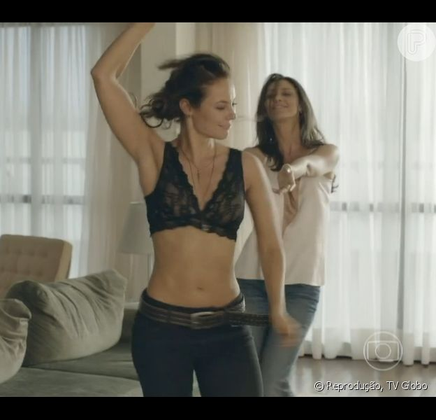 'Felizes para Sempre?': Marília (Maria Fernanda Cândido) está apaixonada por Denise /Danny Bond (Paolla Oliveira)