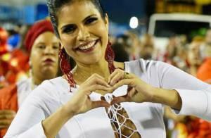 Rainha de bateria da Viradouro, Raissa emagrece 13 kg dias antes do Carnaval