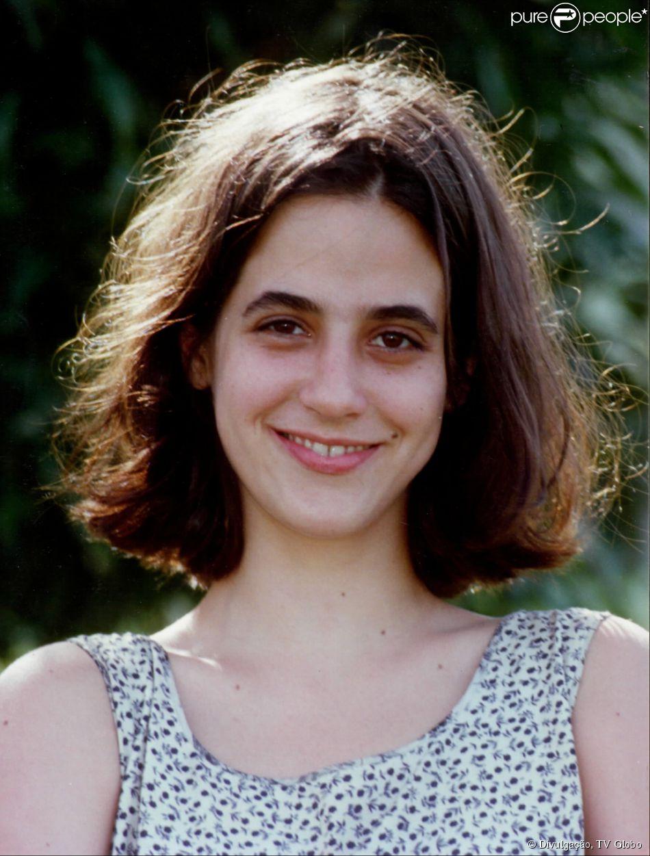 Mariana Lima está atualmente no ar na reprise da novela 'O Rei do Gado' (1996)