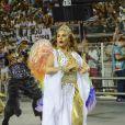 Destaque da Vai-Vai, Maria Rita homenageou a mãe, Elis Regina