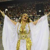 Maria Rita passa mal e é levada para ambulância: 'Emoção de fim de desfile'