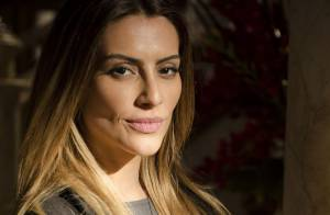 Cleo Pires, Domingos Montagner e Roberta Rodrigues desfilam no Fashion Rio