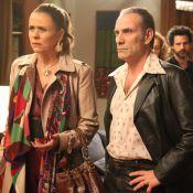 Novela 'Boogie Oogie': Carlota deixa a mansão e Fernando se muda com ela