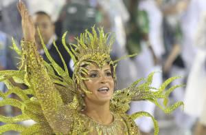 Claudia Leitte é confirmada como rainha da Mocidade no Carnaval 2016,diz patrono