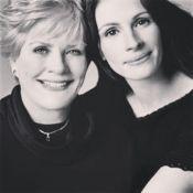 Mãe da atriz Julia Roberts morre aos 80 anos, nos Estados Unidos
