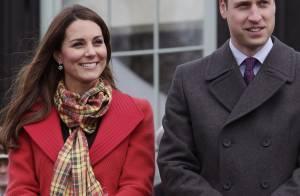 Grávida, Kate Middleton vai passar aniversário de casamento sem príncipe William
