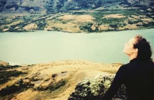 Paolla Oliveira curte viagem à Patagônia após separação de Joaquim Lopes