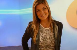 Cristiana Oliveira prefere que a filha cuide do neto sozinha: 'Tem que aprender'