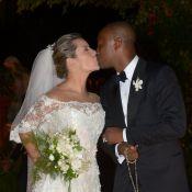 Assista a dez momentos marcantes do casamento de Thiaguinho e Fernanda Souza