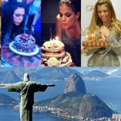 No aniversário de 450 anos do Rio, confira os lugares preferidos dos famosos