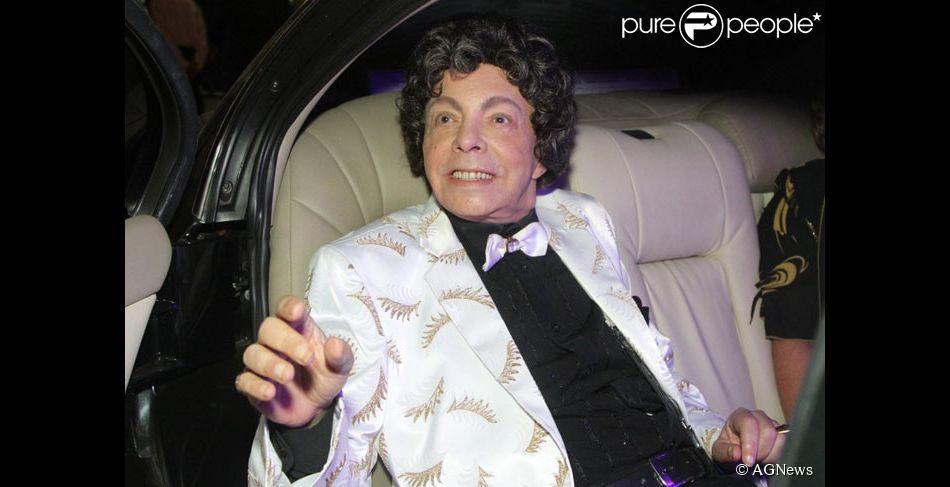 Cauby Peixoto está internado em estado grave em hospital de São Paulo. A informação foi confirmada nesta segunda-feira, 2 de março de 2015
