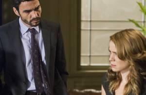 Novela 'Império': Cristina é sequestrada por José Pedro no penúltimo capítulo