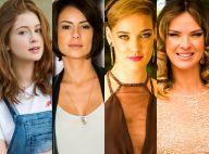'Império': Maria Isis, Maria Clara, Amanda e Érika serão mães no final da novela