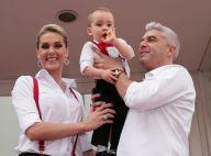 Ana Hickmann comemora com festa o aniversário de 1 ano do filho, Alexandre Jr.