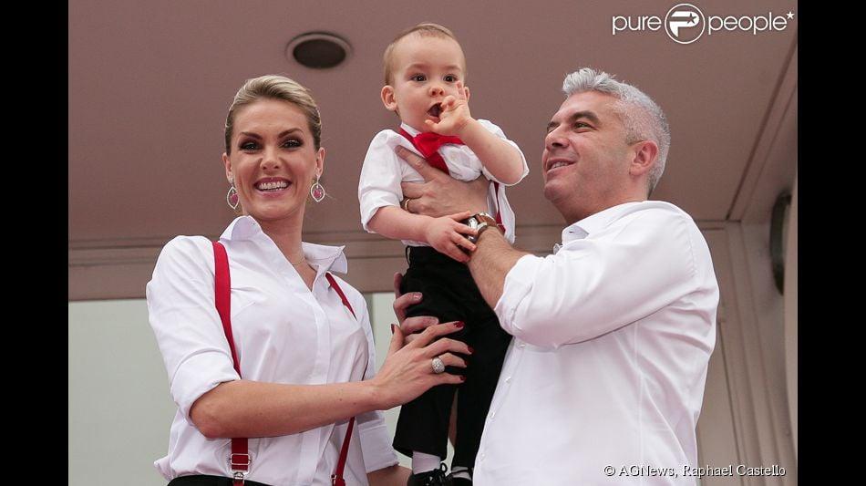 a825c4b6a2b44 Ana Hickmann comemora com festa o aniversário de 1 ano do filho ...