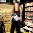 A vovó Cristiana Oliveira prestigiou o lançamento do DVD de Orlando Morais