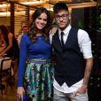 O namoro de Bruna Marquezine e Neymar chegou oficialmente ao fim em agosto de 2014