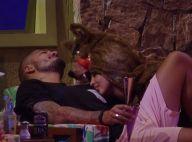 'BBB15': em festa surpresa, Amanda troca carícias com Fernando. 'Lobinha no cio'