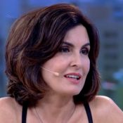 Fátima Bernardes revela vontade durante o 'Encontro': 'Aprender a nadar direito'