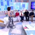 Fátima Bernardes acrescentou: 'Não posso ter esse bloqueio'